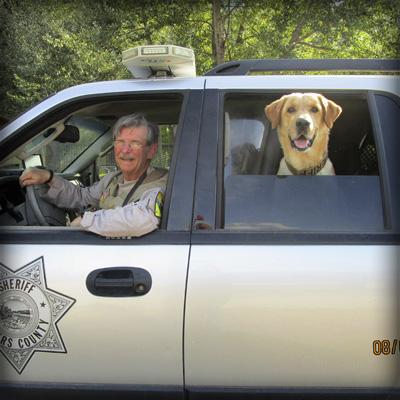 Max and Deputy Lanzoni